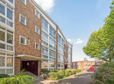 Dryden Court, Renfrew Road, SE11