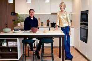 Contemporary, fully equipped London properties which are small in size are a hit with retired couples