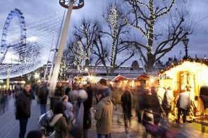 Residents of Westminster property flock to the spectacular christmas markets for mulled wine and minced pies