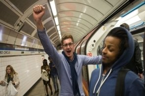 Night tube services have been loudly welcomed by residents of London property who enjoy a night on the town occassionally