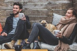 Relaxed couple first time buyers intro imagejpg