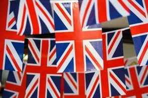 Union jack bunting intro image