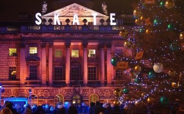 What's On This Weekend: Skate Late, Alice In Winterland & Christmas By The River