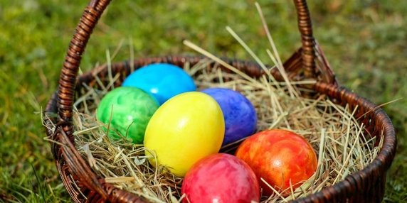 Easter egg hunt header image